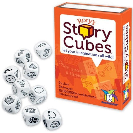 Rory's Story Cubes - Card and Travel Games - Anglo Dutch Pools and Toys