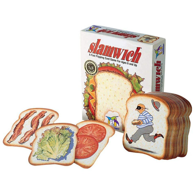 Card And Travel Games - Slamwich