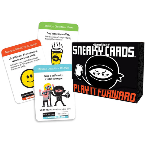 Sneaky Cards - Card and Travel Games - Anglo Dutch Pools and Toys