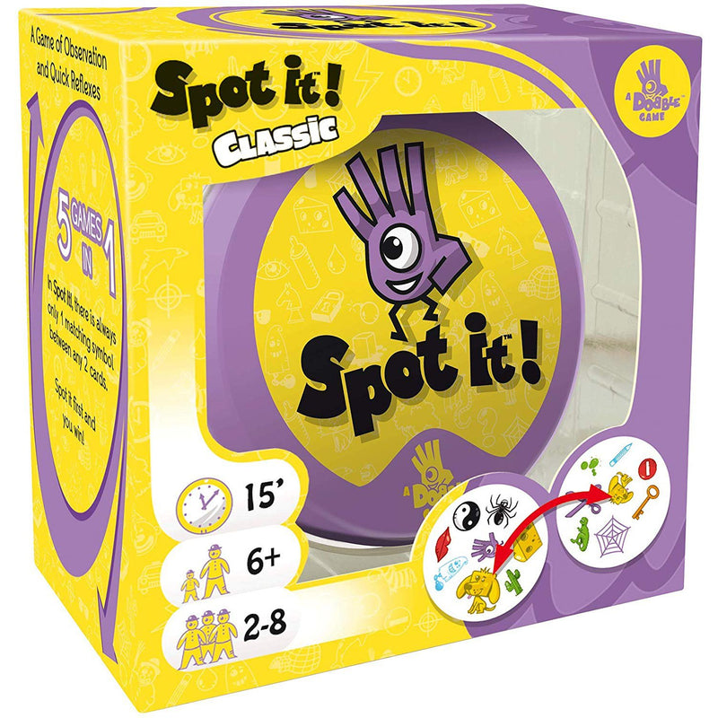 Card And Travel Games - Spot It!