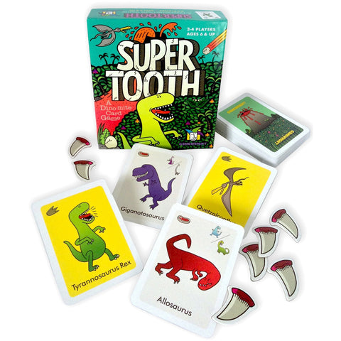 Super Tooth- - Anglo Dutch Pools & Toys  - 1
