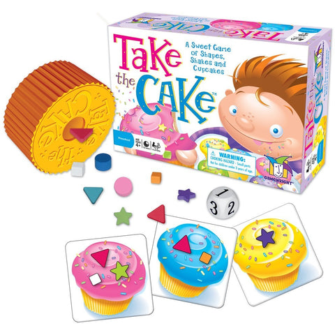 Take The Cake- - Anglo Dutch Pools & Toys