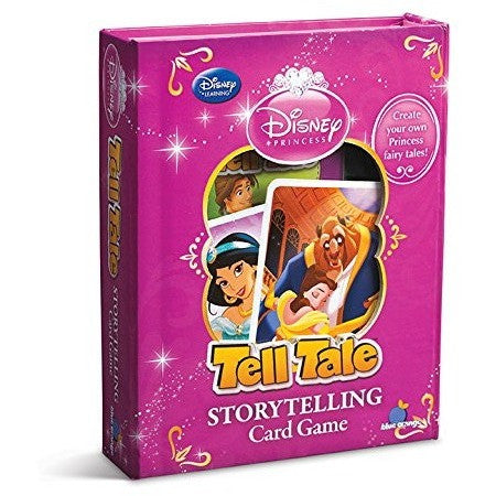 Tell Tale Disney Princess Game - Card and Travel Games - Anglo Dutch Pools and Toys