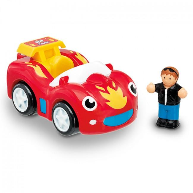 Cars, Planes, And Recreational Vehicles - WOW Fireball Frankie