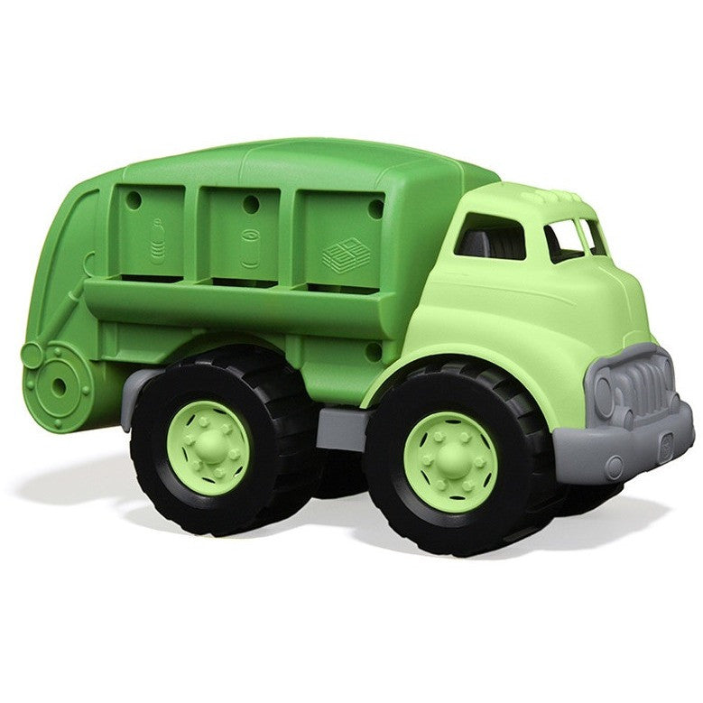 Green Toys Recycling Truck - Commercial and Farm Vehicles - Anglo Dutch Pools and Toys