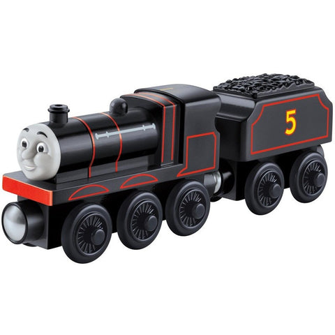 Thomas Amp Friends Wooden Introducing James Train Cars