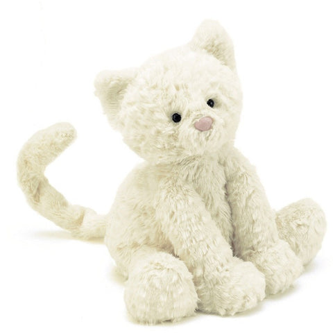 "Jellycat Fuddlewuddle Kitty 9""- - Anglo Dutch Pools & Toys  - 1"