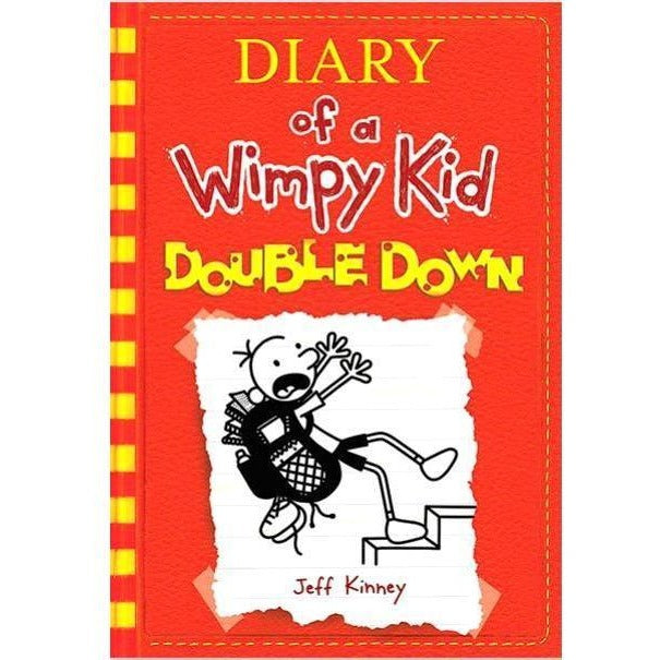 Double Down (Diary of a Wimpy Kid #11) - Chapter Books - Anglo Dutch Pools and Toys