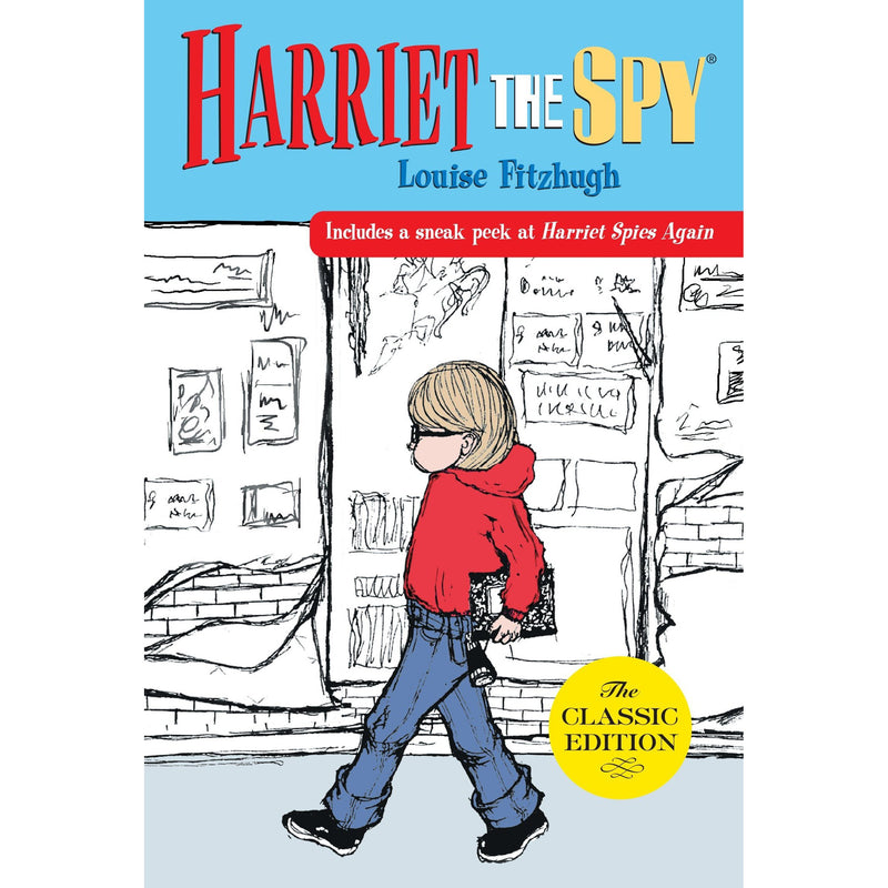 Chapter Books - Harriet The Spy