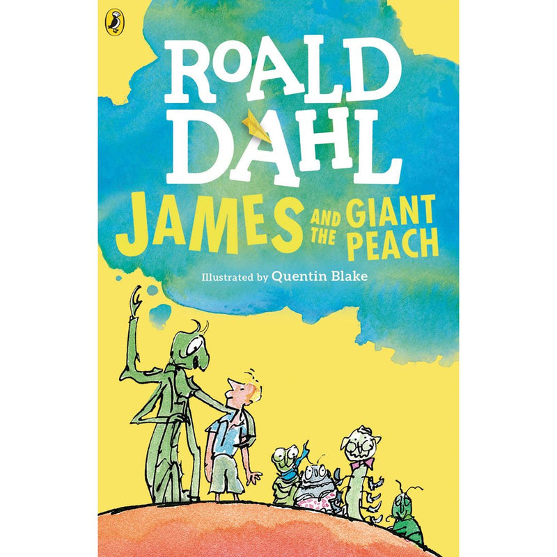 Chapter Books - James And The Giant Peach