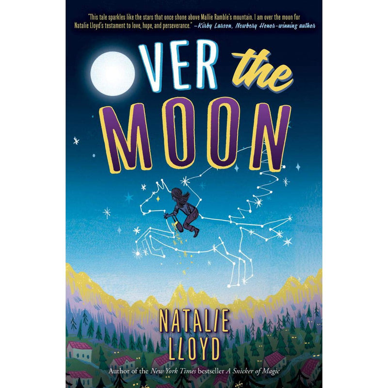 Chapter Books - Over The Moon
