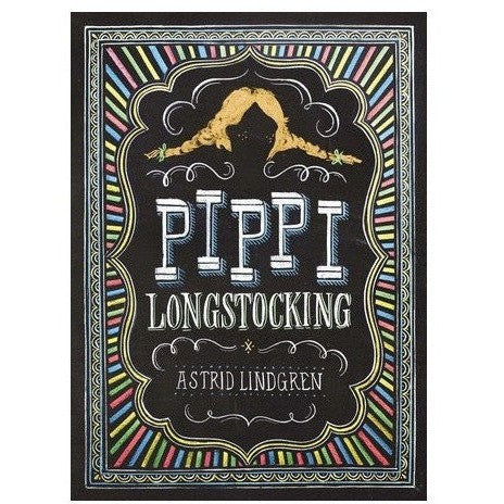 Chapter Books - Pippi Longstocking
