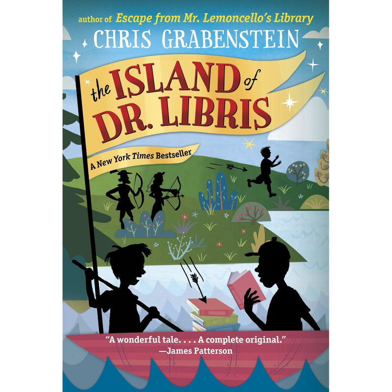 Chapter Books - The Island Of Dr. Libris