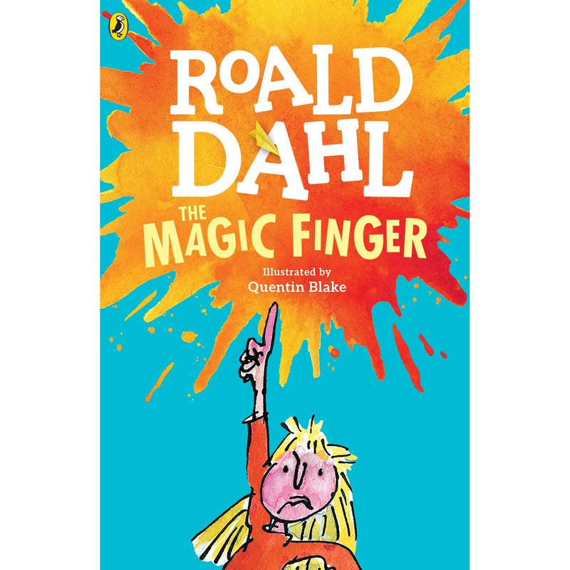 Chapter Books - The Magic Finger