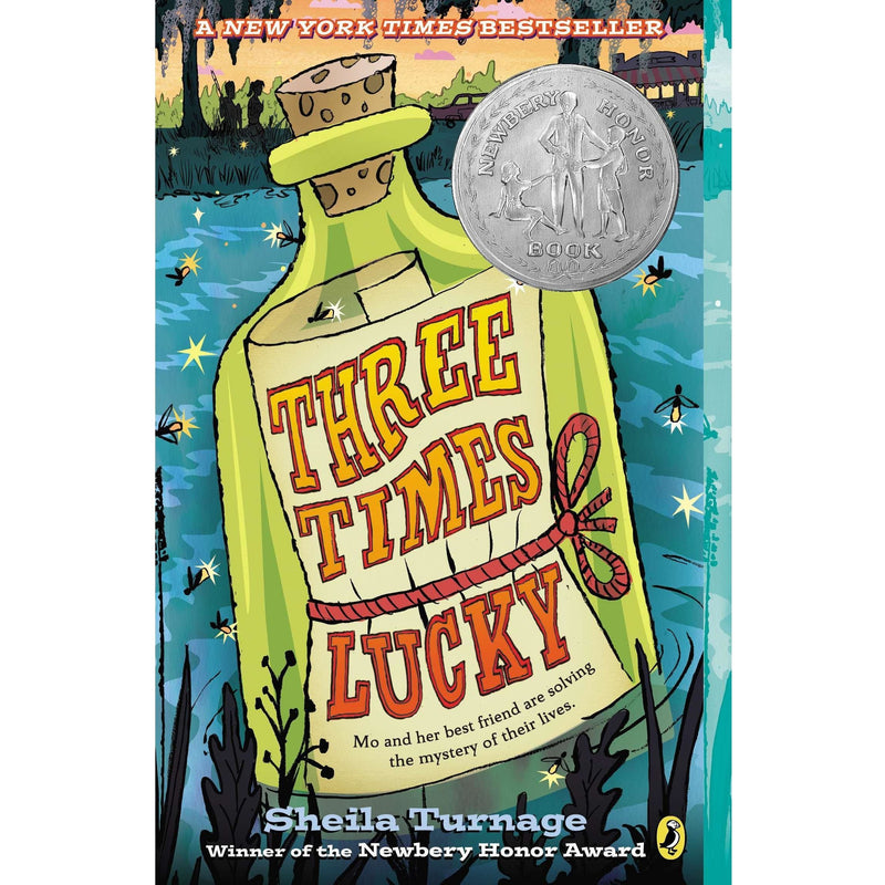 Chapter Books - Three Times Lucky