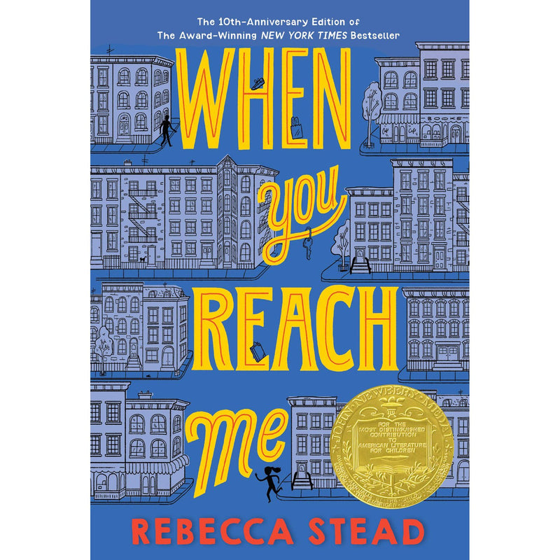 Chapter Books - When You Reach Me