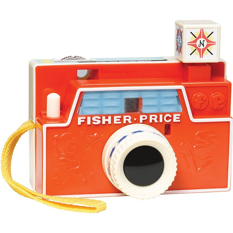 Fisher Price Changeable Disk Camera - Classic Toys - Anglo Dutch Pools and Toys