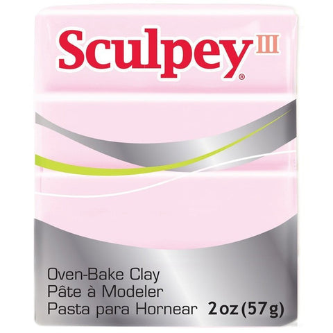 Sculpey III Oven-Bake Clay 2oz.- Ballerina #1209- Anglo Dutch Pools & Toys  - 1