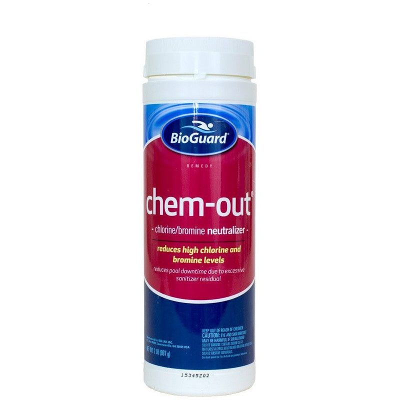 BioGuard ChemOut (2 lb)- - Anglo Dutch Pools & Toys