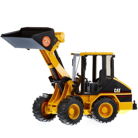 Bruder Caterpillar Wheel Loader- - Anglo Dutch Pools & Toys  - 1
