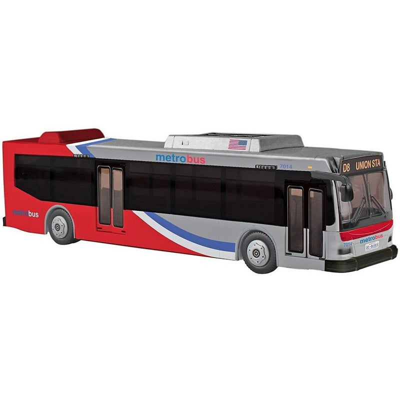 Daron Washington DC Metro Single Bus - Commercial and Farm Vehicles - Anglo Dutch Pools and Toys