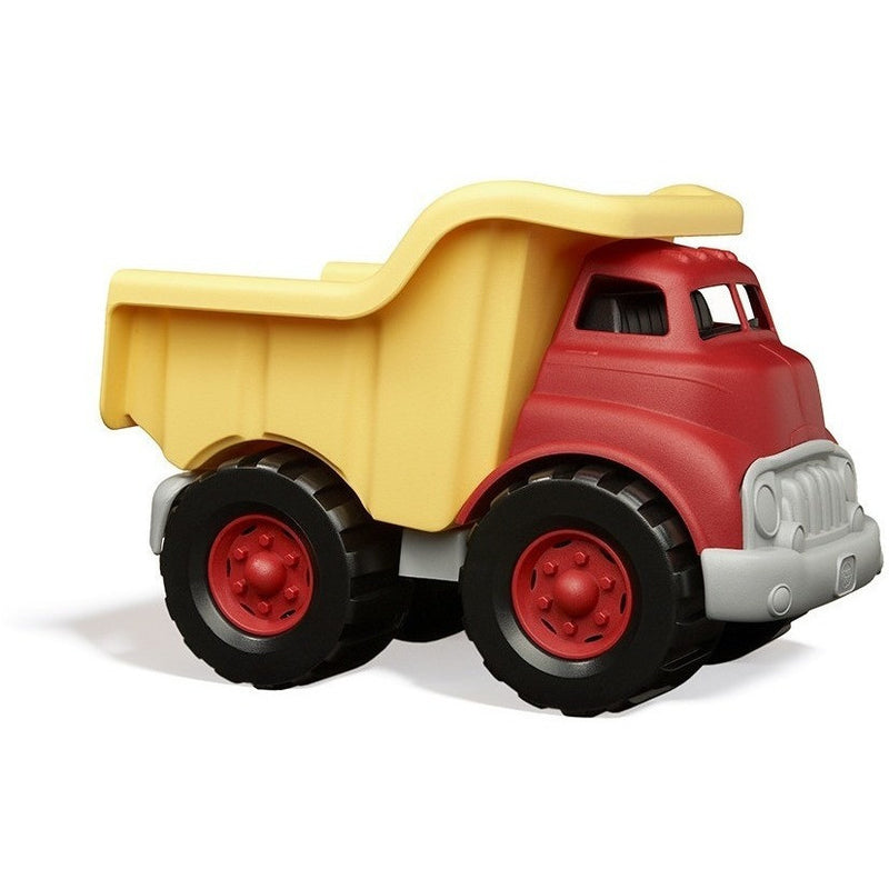 Commercial And Farm Vehicles - Green Toys Dump Truck
