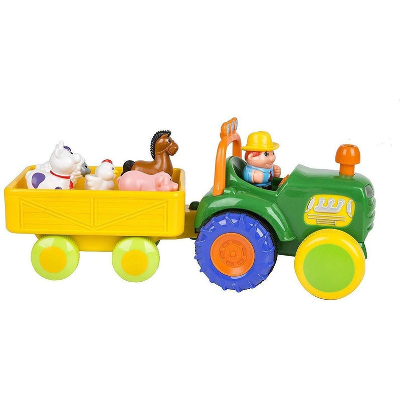 Commercial And Farm Vehicles - Kidoozie Funtime Tractor