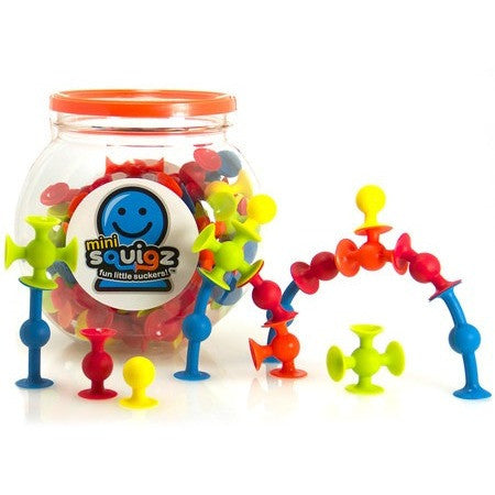 Fat Brain Toys Mini Squigz - Other Building Sets - Anglo Dutch Pools and Toys
