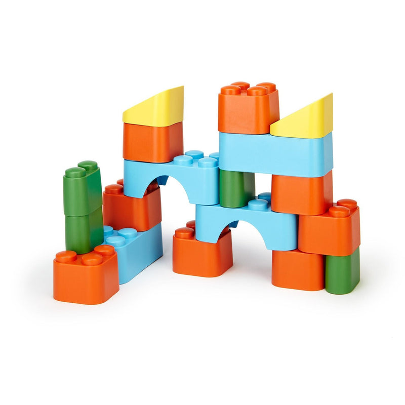 Green Toys Block Set - Blocks and Bricks - Anglo Dutch Pools and Toys
