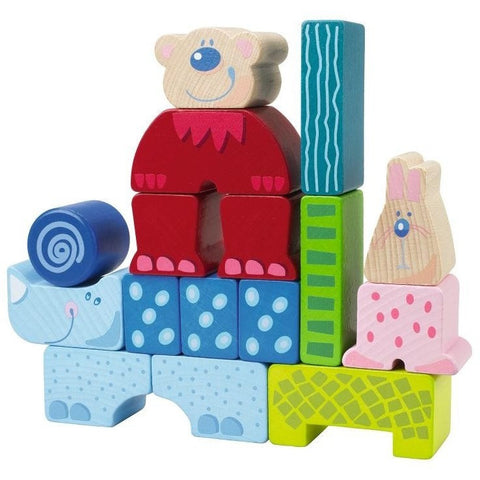Haba Zoolino Maxi Blocks - Blocks and Bricks - Anglo Dutch Pools and Toys