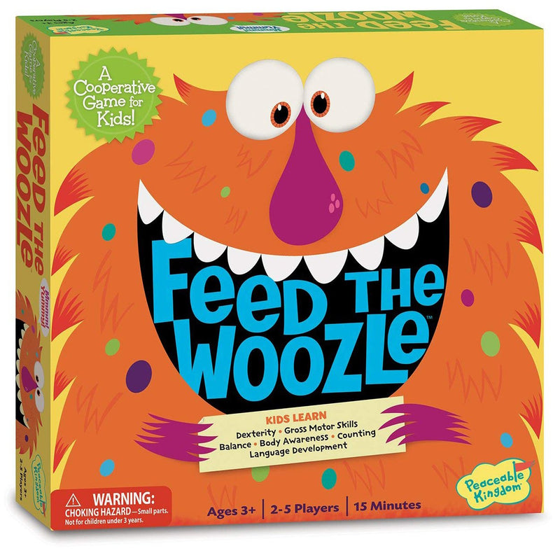Cooperative Games - Feed The Woozle Game