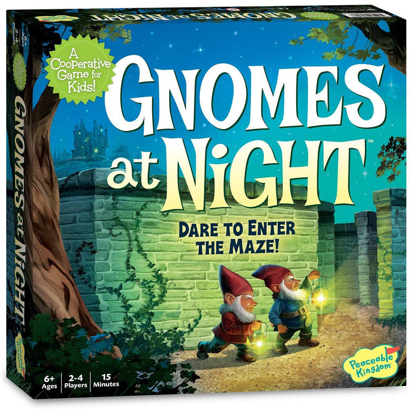 Cooperative Games - Gnomes At Night Game