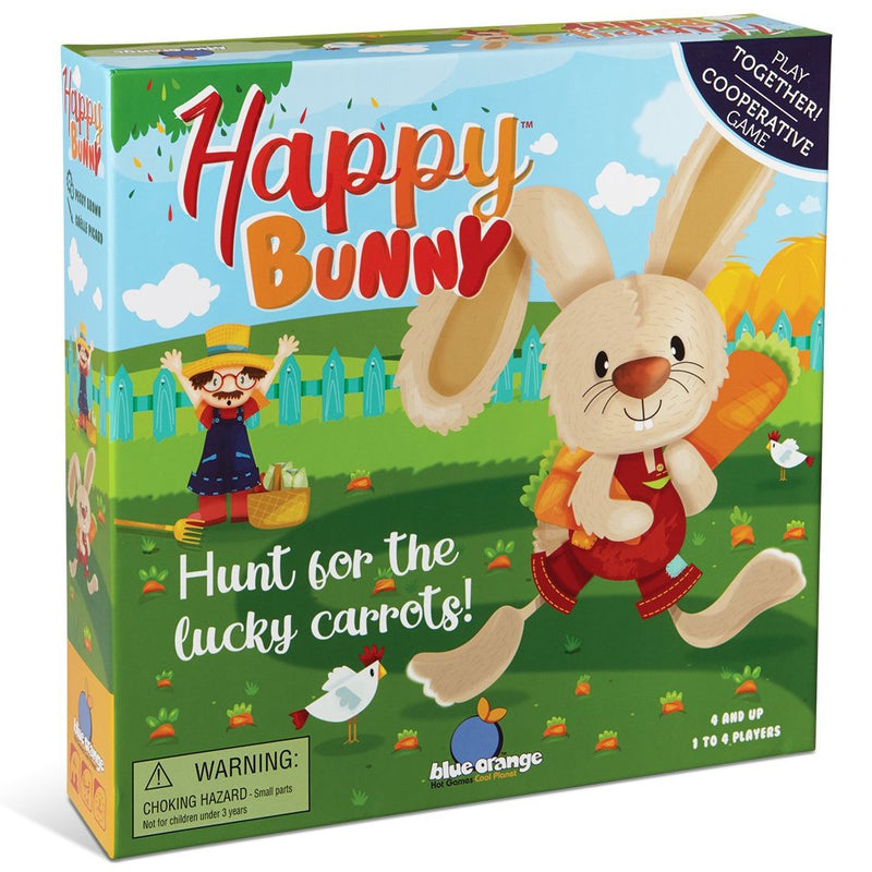 Cooperative Games - Happy Bunny Game