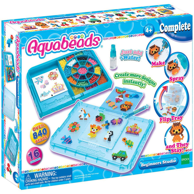 Craft Kits - Aquabeads Beginners Studio