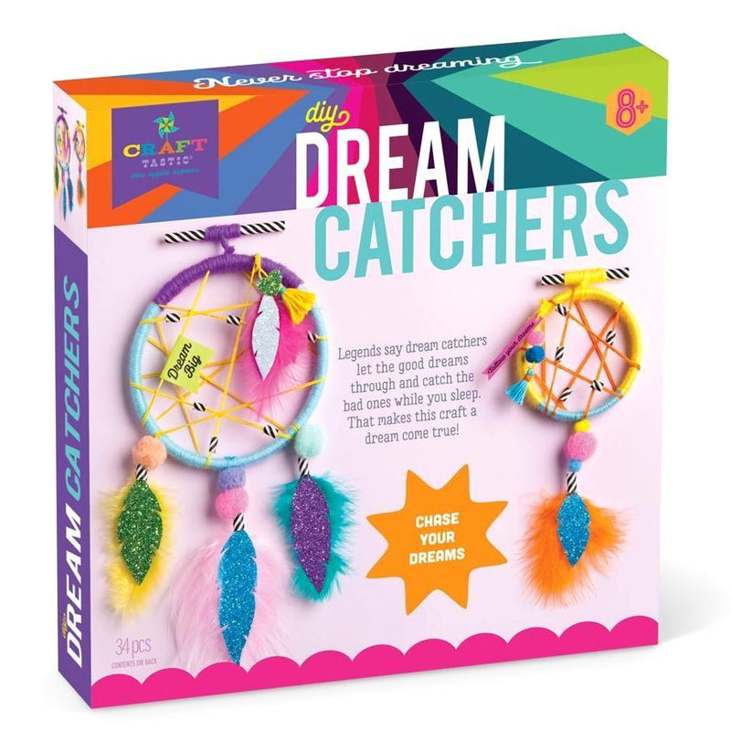 Craft Kits - Craft-tastic Dream Catcher Kit II