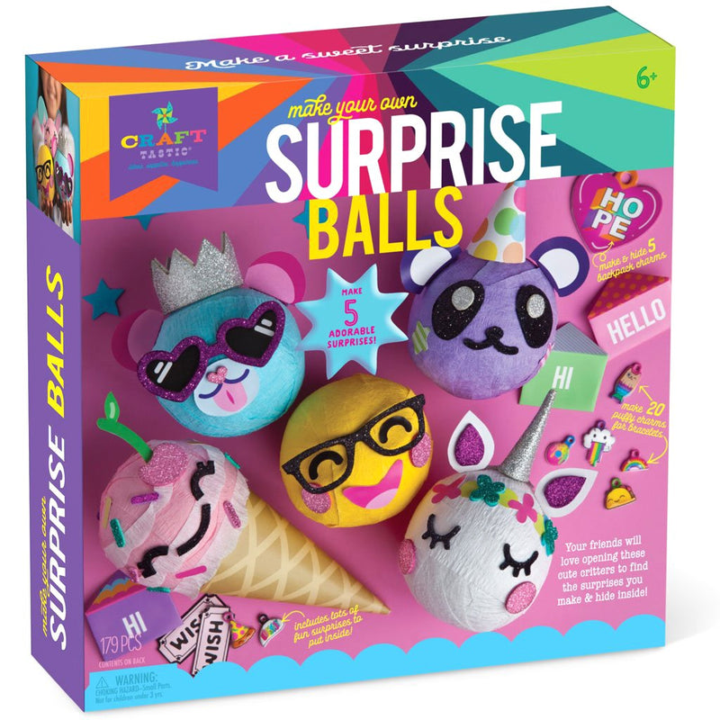 Craft Kits - Craft-tastic Surprise Balls