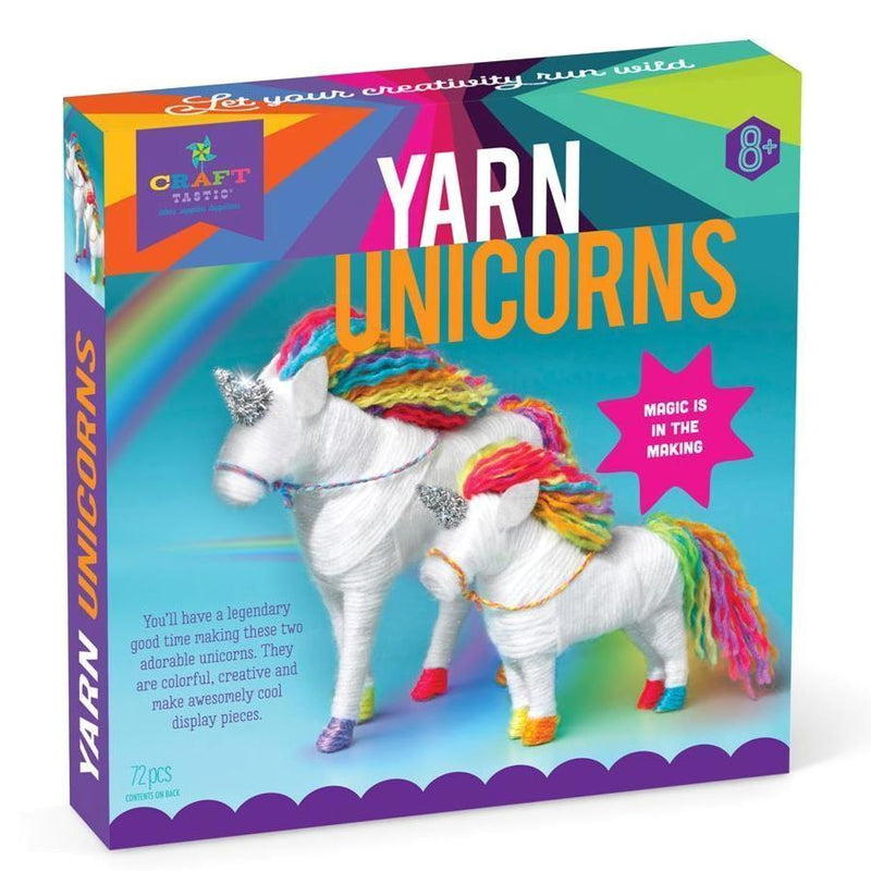 Craft Kits - Craft-tastic Yarn Unicorn Kit