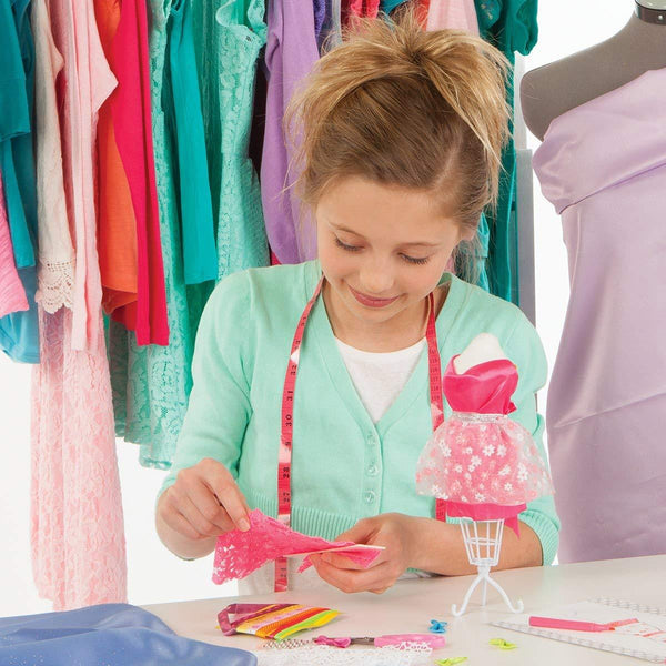 Creativity For Kids Designed By You Fashion Studio Craft Kits