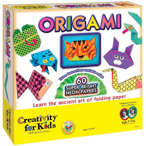 Creativity For Kids Origami Kit- - Anglo Dutch Pools & Toys  - 1