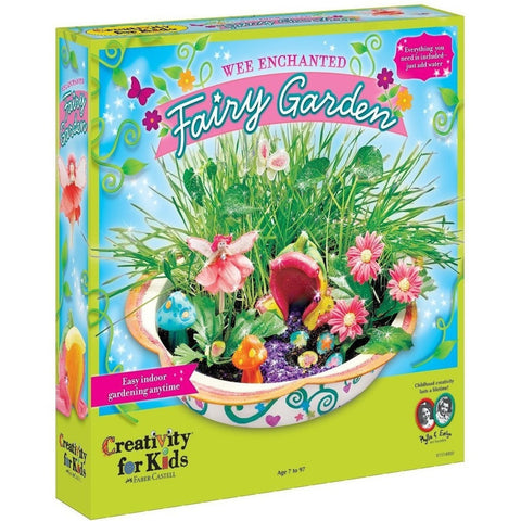 Creativity For Kids Wee Enchanted Fairy Garden - Craft Kits - Anglo Dutch Pools and Toys