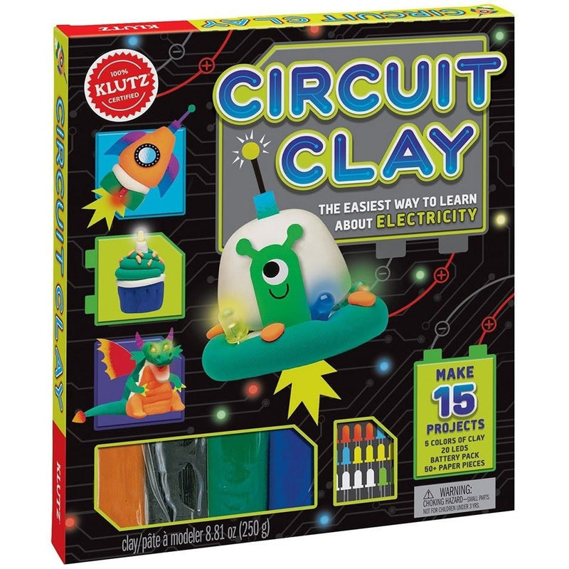 Craft Kits - Klutz Circuit Clay