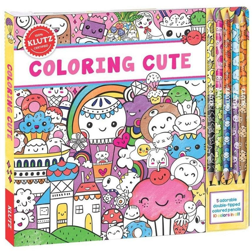 Klutz Coloring Cute | Craft Kits