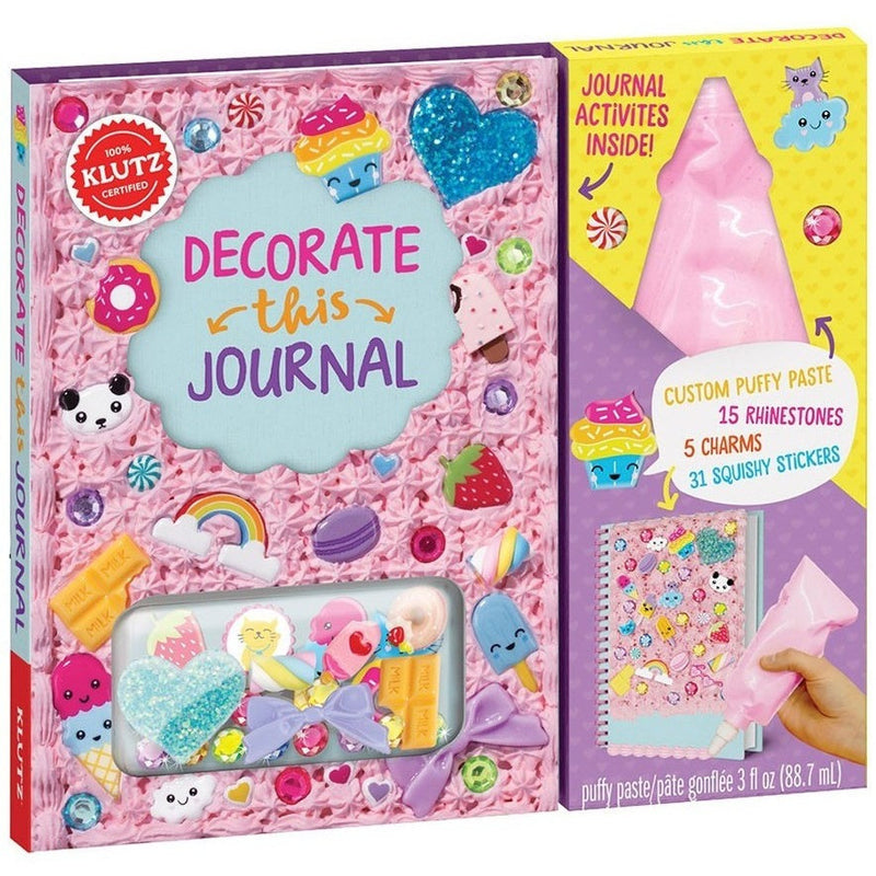 Craft Kits - Klutz Decorate This Journal