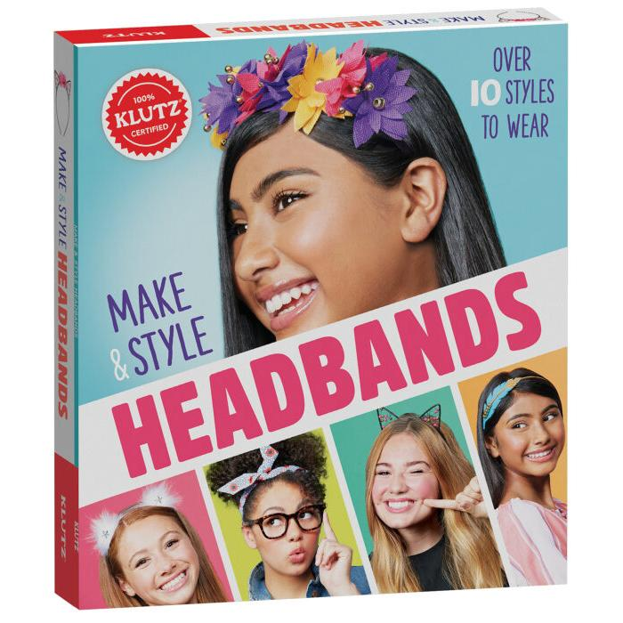 Craft Kits - Klutz Make & Style Headbands