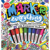 Klutz Marker Everything- - Anglo Dutch Pools & Toys  - 2