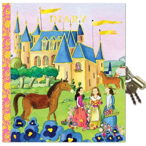 eeBoo Castle Diary- - Anglo Dutch Pools & Toys