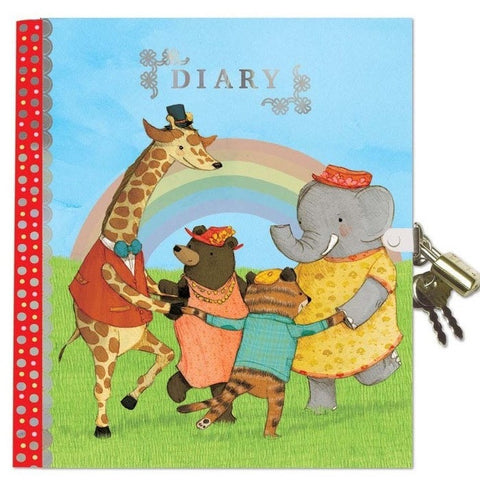eeBoo Happy Day Diary - Diaries and Journals - Anglo Dutch Pools and Toys