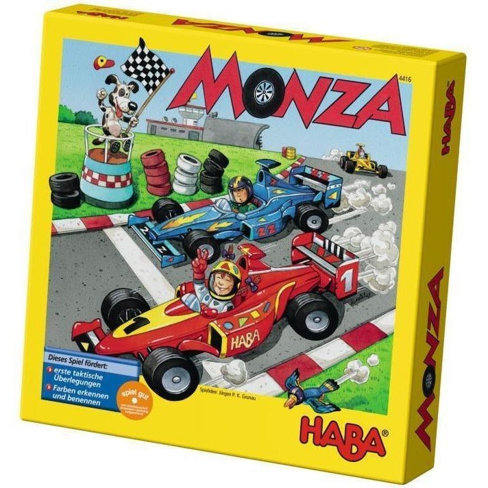 HABA Monza Game - Dice Games - Anglo Dutch Pools and Toys