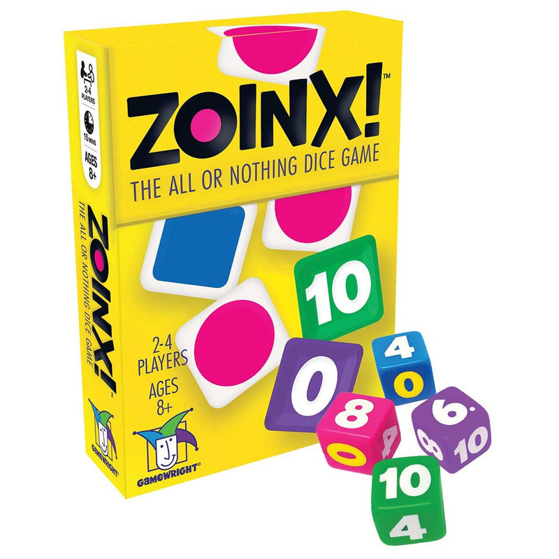 Dice Games - Zoinx!