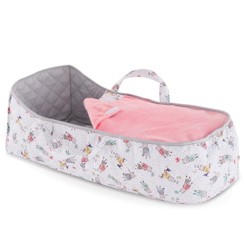 Doll Accessories - Corolle Carry Bed For 14-17-inch Baby Doll